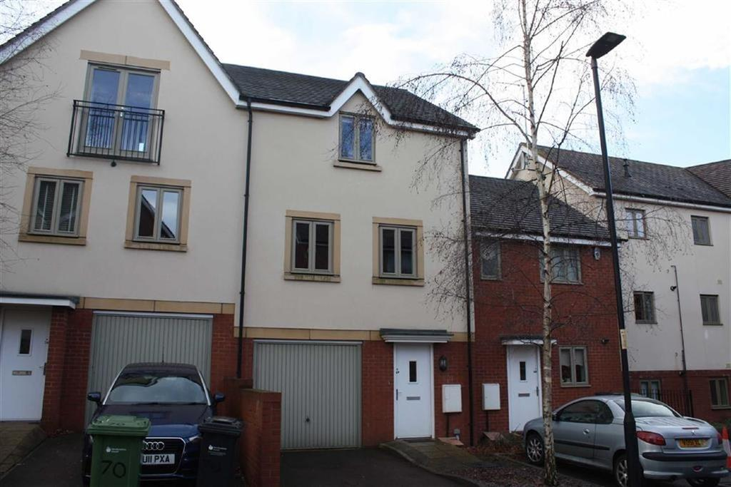 3 Bedrooms Town House for sale in Campbell Road, Hereford, Hereford