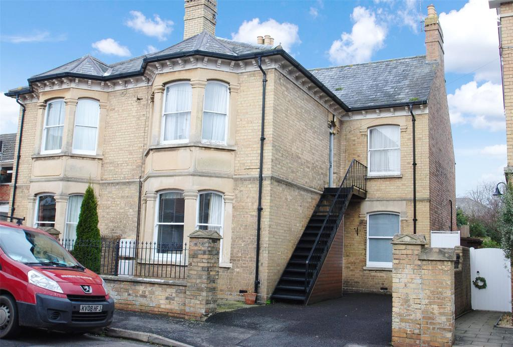 2 Bedrooms Apartment Flat for sale in Woodstock Road, Taunton
