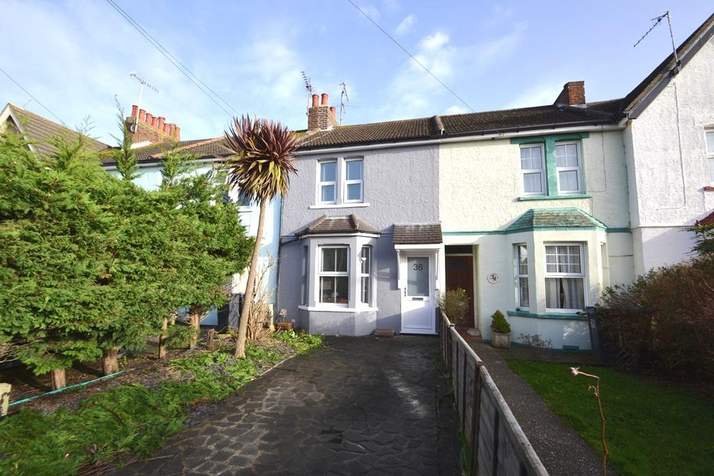 2 Bedrooms Terraced House for sale in Elm Grove, Worthing, BN11 5LH