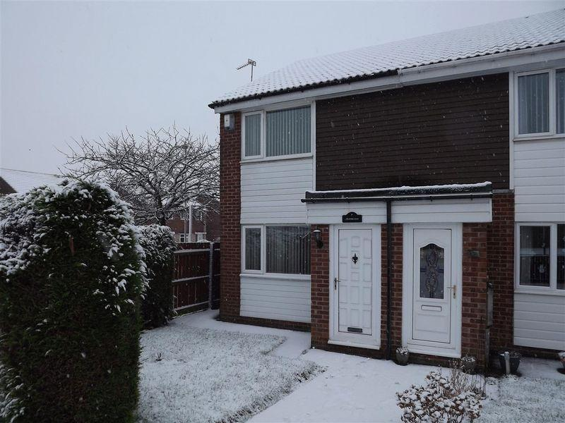 2 Bedrooms End Of Terrace House for sale in Stratford Close, Cramlington