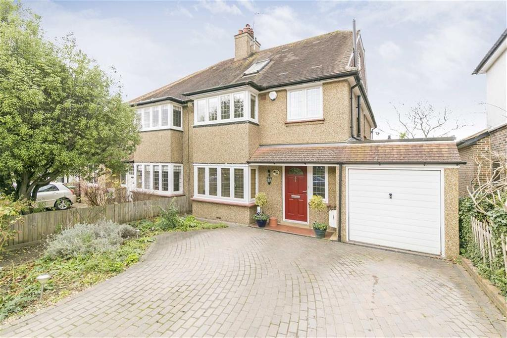 4 Bedrooms Semi Detached House for sale in Birches Close, Epsom, Surrey