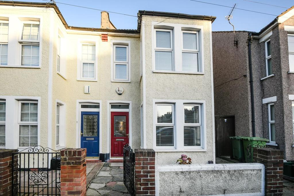 3 Bedrooms Semi Detached House for sale in Salisbury Road, Bromley