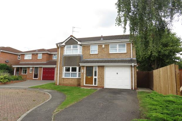 4 Bedrooms Detached House for sale in Ruddington Close, Abington Vale, Northampton, NN3