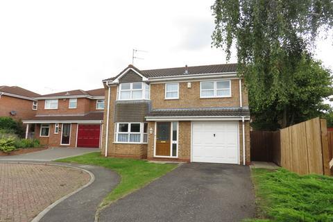4 bedroom detached house for sale - Ruddington Close, Abington Vale, Northampton, NN3