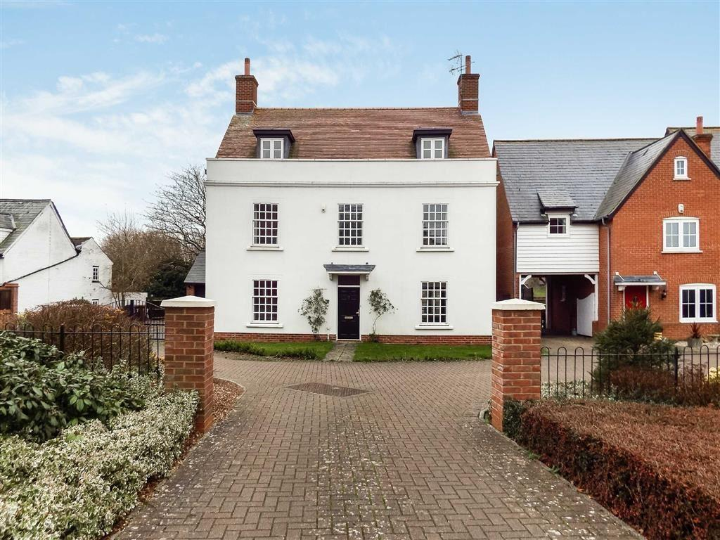 5 Bedrooms Detached House for sale in Glebe View, Walkern, Hertfordshire, SG2
