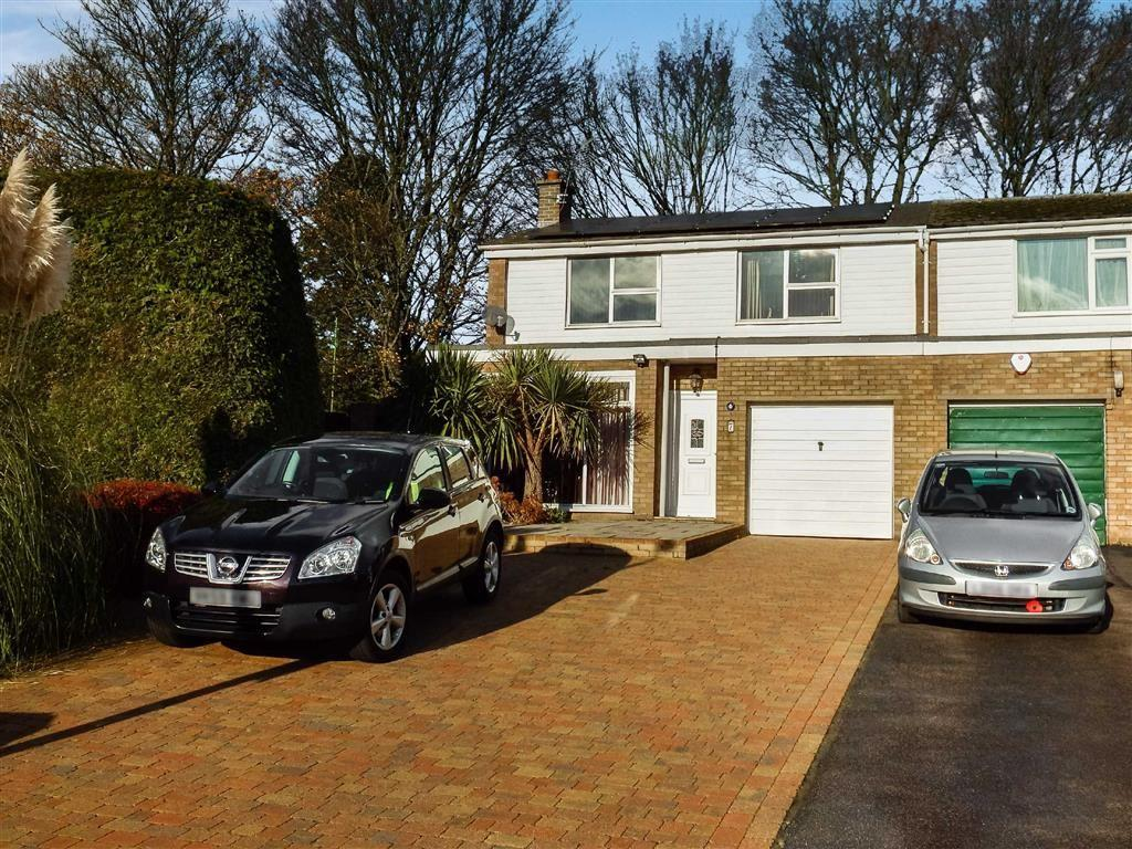 3 Bedrooms Semi Detached House for sale in Shirley Close, Stevenage, Hertfordshire, SG2