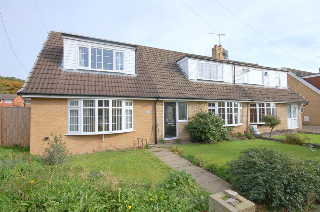 3 Bedrooms Semi Detached House for sale in Heath Avenue, Rode Heath
