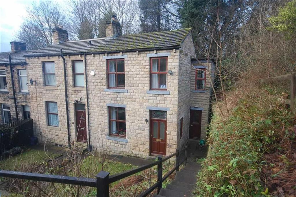 3 Bedrooms End Of Terrace House for sale in The Clough, Mirfield, WF14