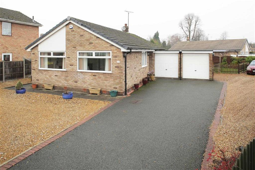 4 Bedrooms Detached Bungalow for sale in Delamere Road, Nantwich, Cheshire