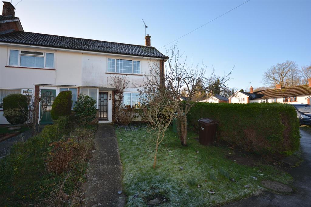2 Bedrooms End Of Terrace House for sale in Coronation Gardens, Battle