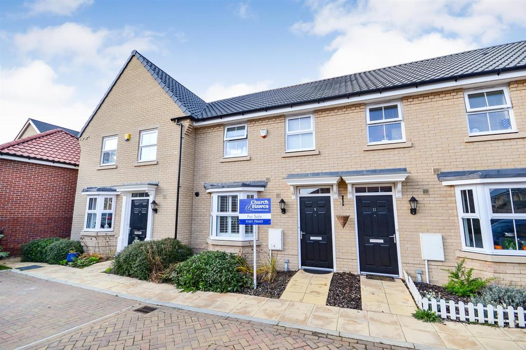 3 Bedrooms Terraced House for sale in Elm Reach, Southminster