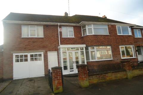4 bedroom semi-detached house for sale - Lindfield Road, Leicester, LE3