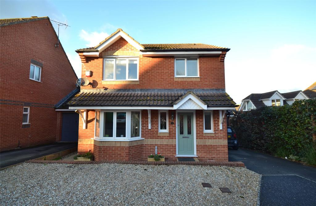 3 Bedrooms Detached House for sale in Saxons Croft, Barnstaple