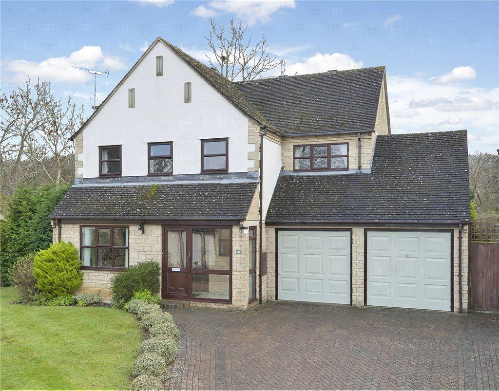 4 Bedrooms Detached House for sale in Willow Road, Willersey, Nr Broadway, Worcestershire, WR12