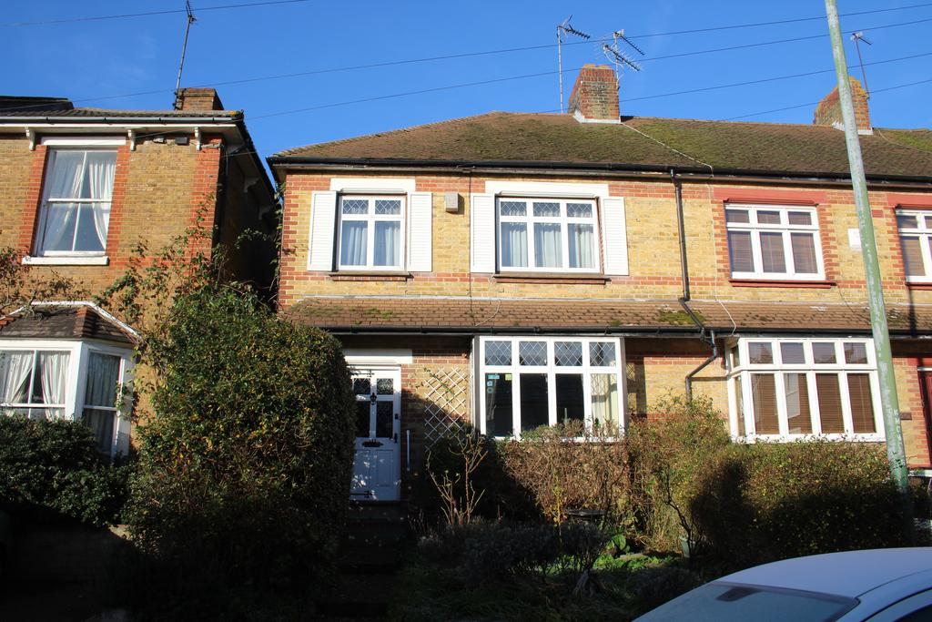 3 Bedrooms End Of Terrace House for sale in Milton Street, MAIDSTONE ME16