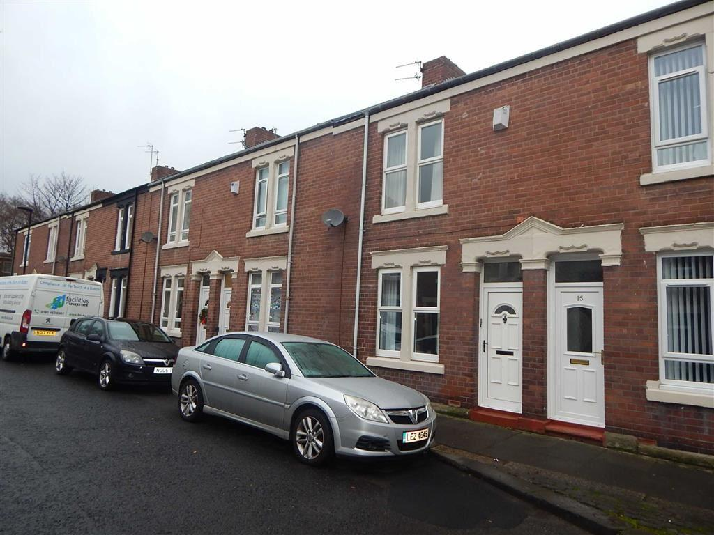 3 Bedrooms Terraced House for sale in Sedley Road, Wallsend, Tyne And Wear, NE28