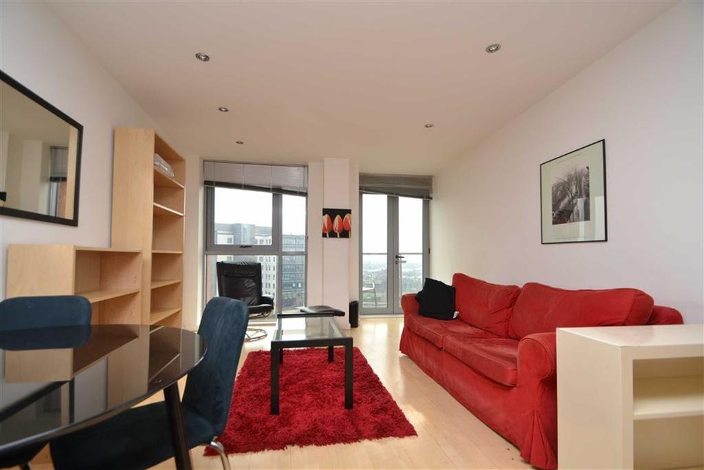 2 Bedrooms Apartment Flat for rent in Catalina, City Island, Leeds, LS12