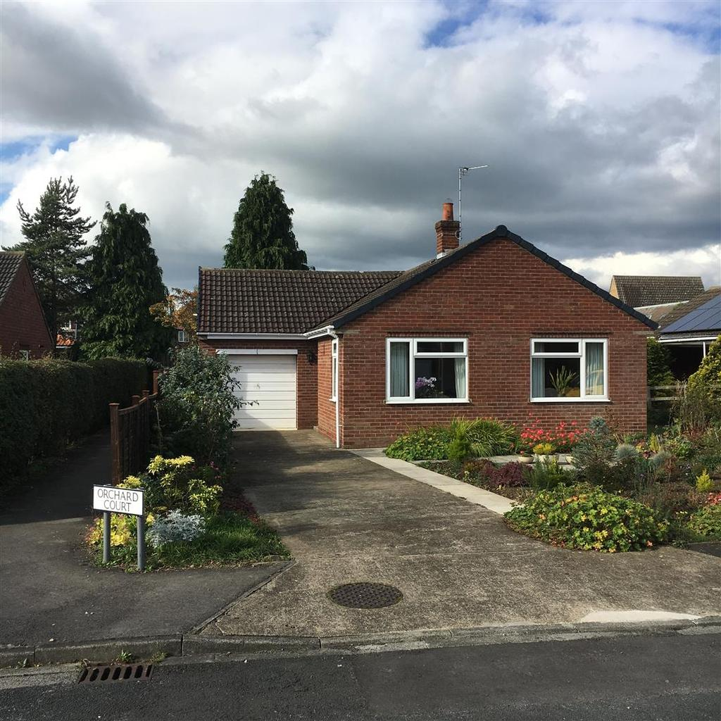 2 Bedrooms Detached Bungalow for sale in Orchard Court, Northallerton