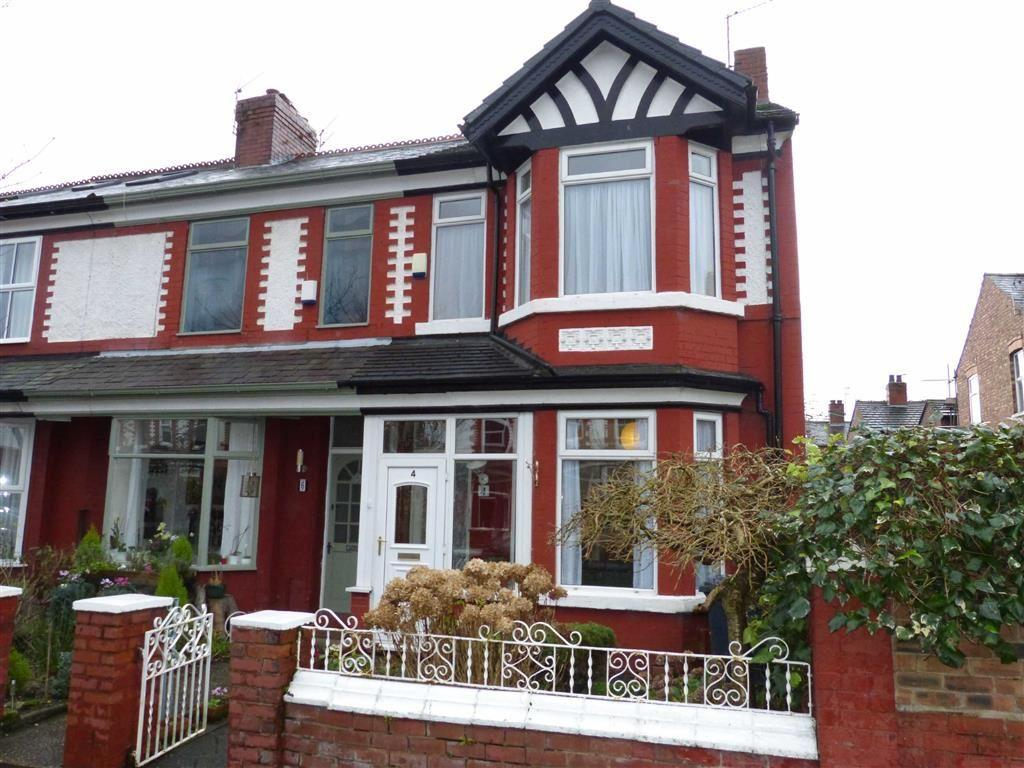 3 Bedrooms End Of Terrace House for rent in Scott Avenue, Chorlton