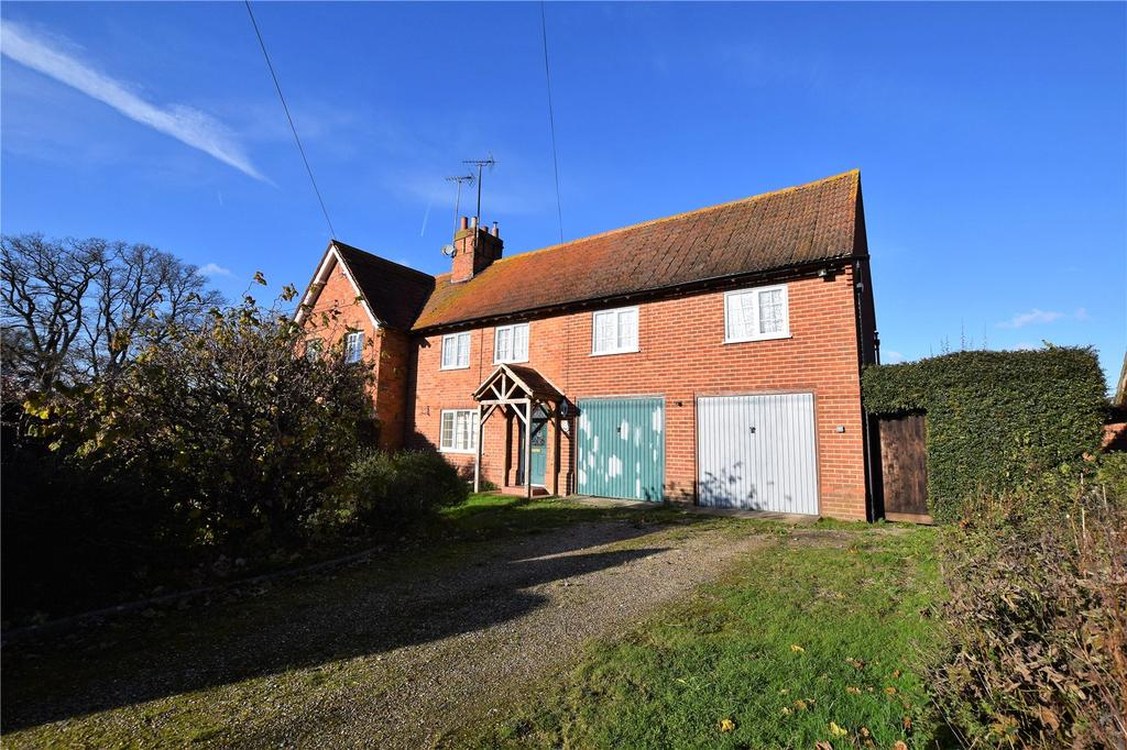 3 Bedrooms Semi Detached House for sale in The Row, Sulhamstead Road, Reading, Berkshire, RG30