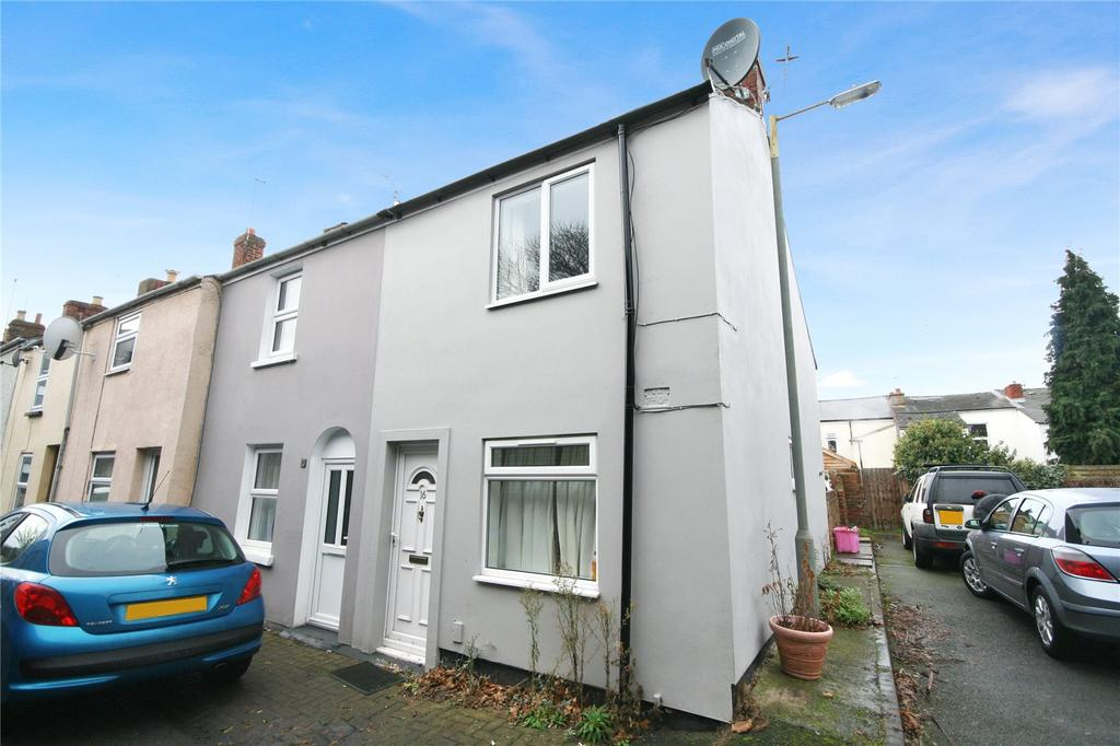 2 Bedrooms End Of Terrace House for sale in Whitehart Street, Cheltenham, GL51