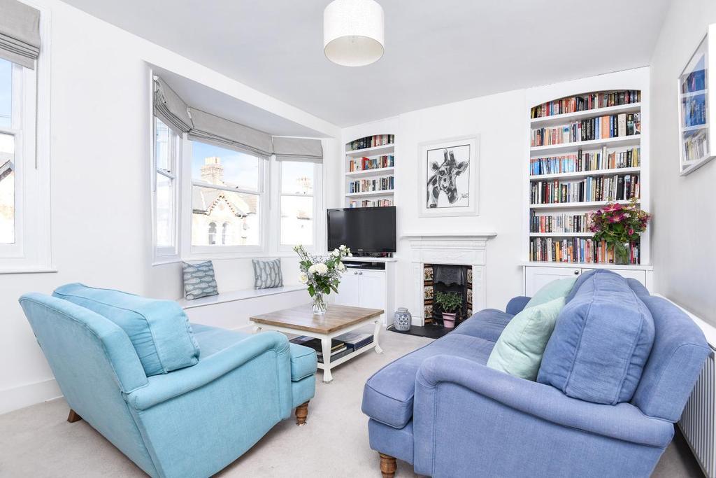 2 Bedrooms Flat for sale in Trewint Street, Earlsfield