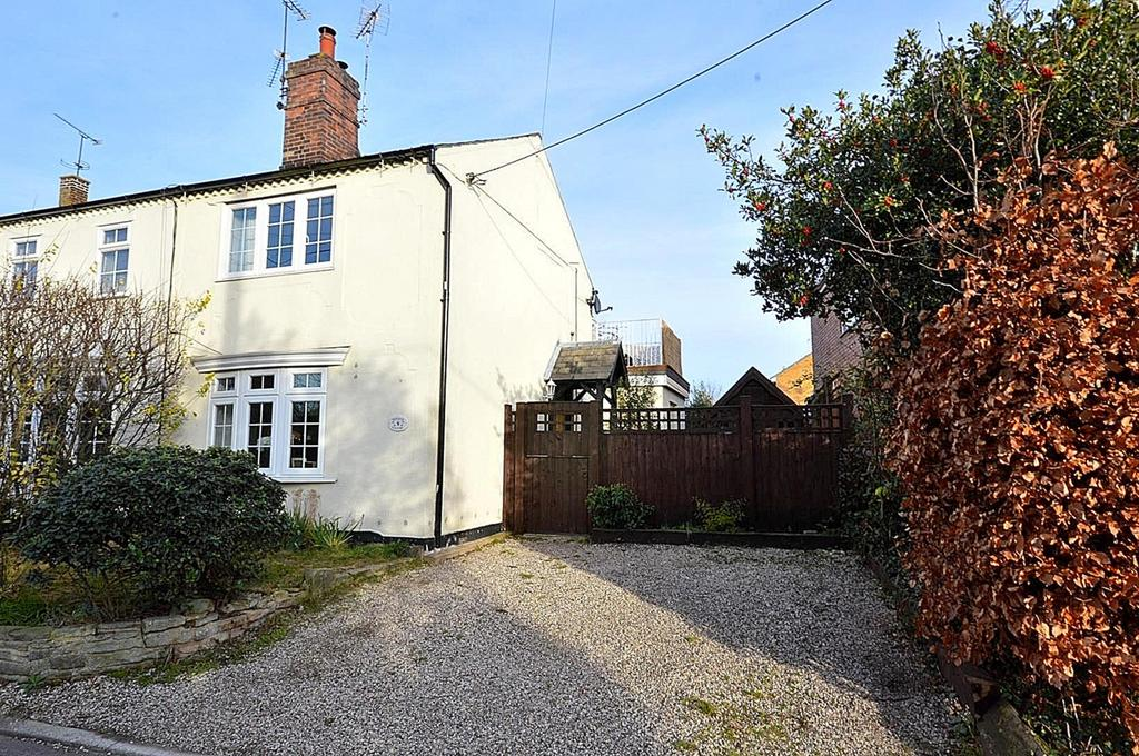 2 Bedrooms Semi Detached House for sale in Goat Lodge Road, Great Totham, Maldon, CM9