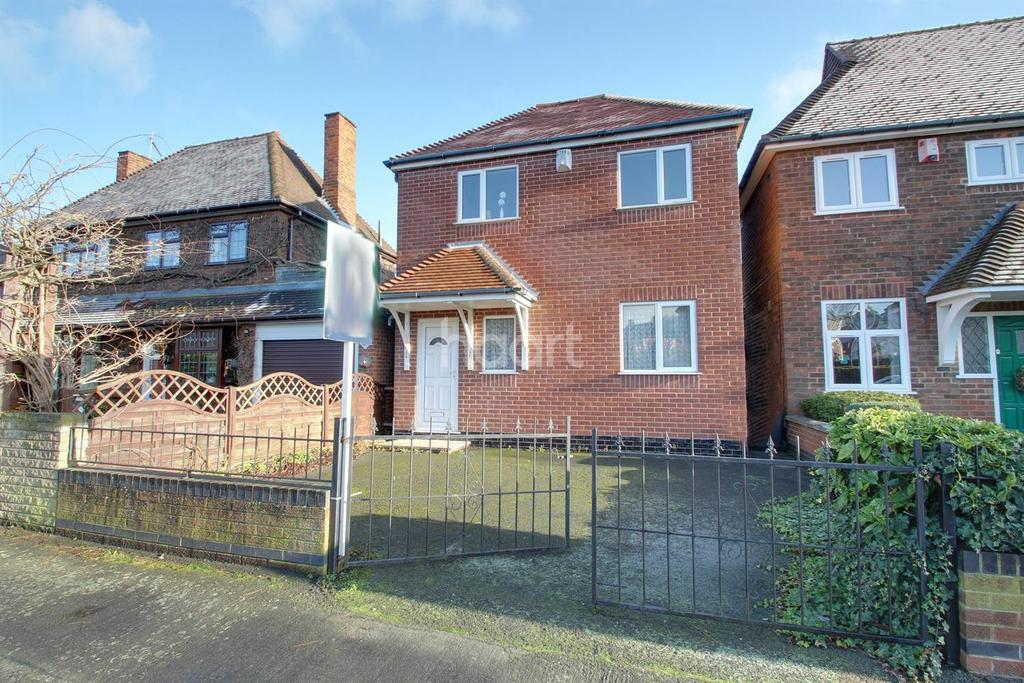 2 Bedrooms Detached House for sale in Sandhurst Road, Leicester