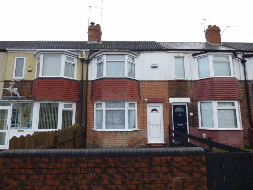 2 Bedrooms Terraced House for sale in Foredyke Avenue, Hull, East Yorkshire, HU7