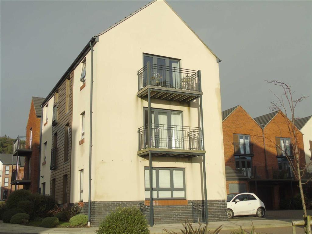 2 Bedrooms Apartment Flat for sale in Yr Hafan, Langdon Road, Swansea