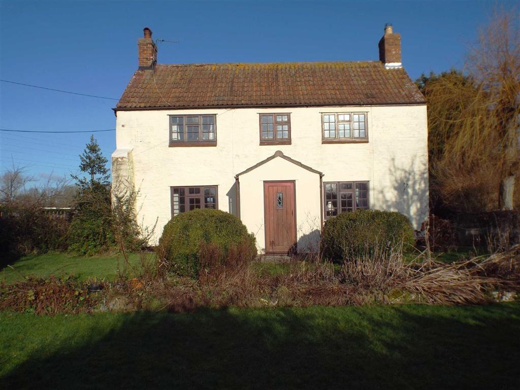 4 Bedrooms Country House Character Property for sale in New Road, East Huntspill, Nr Highbridge