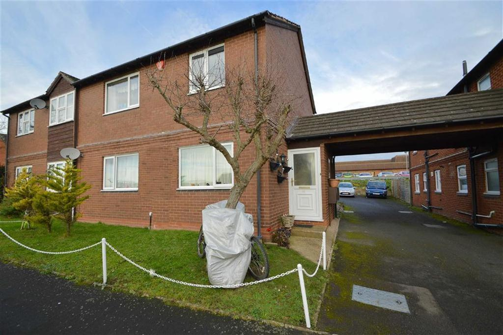 2 Bedrooms Apartment Flat for sale in Falcons Way, Copthorne, Shrewsbury