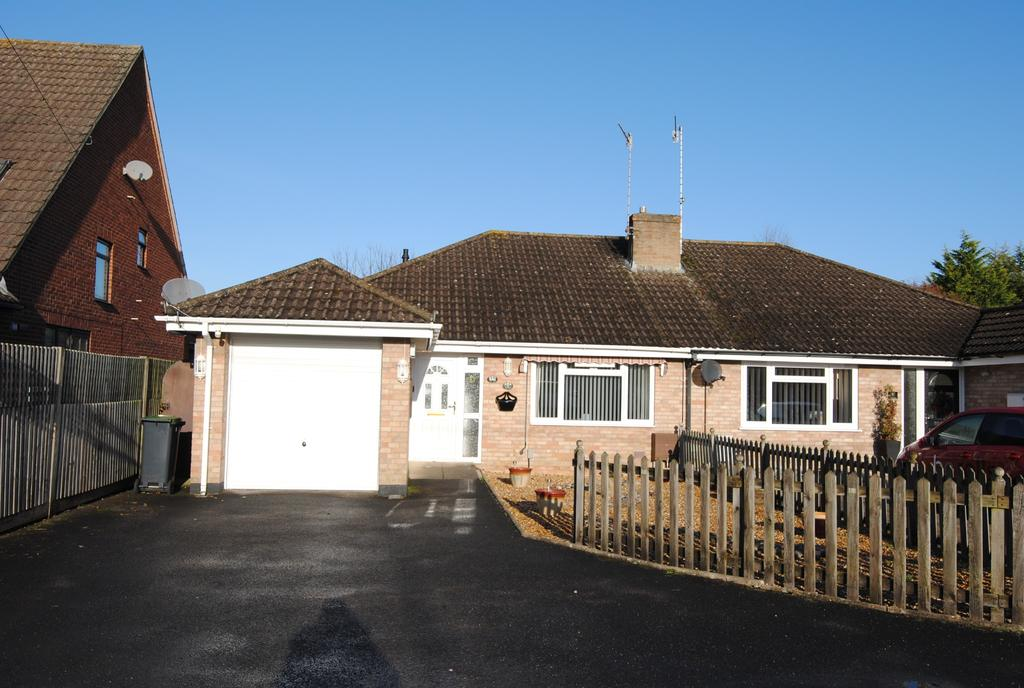 3 Bedrooms Semi Detached Bungalow for sale in Durrington, Salisbury