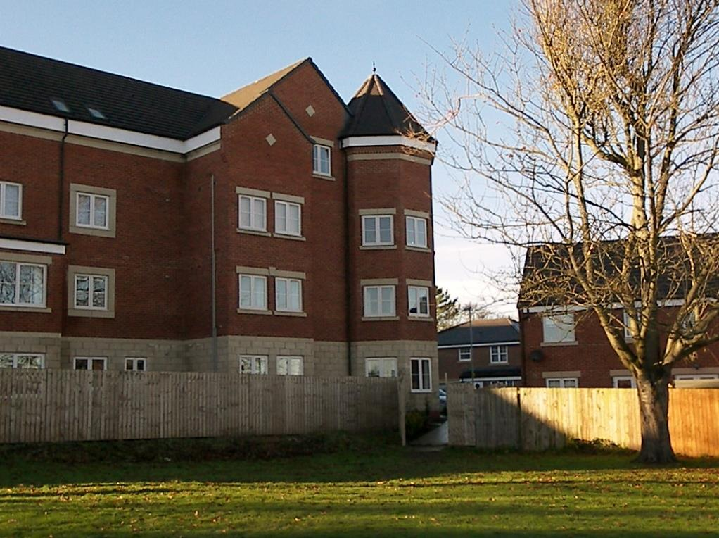 2 Bedrooms Flat for sale in Loansdean Wood, Morpeth