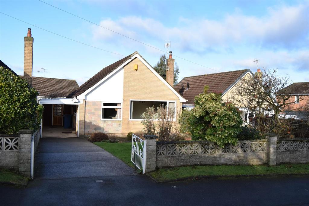 3 Bedrooms Detached Bungalow for sale in Clifton Grove, Mansfield