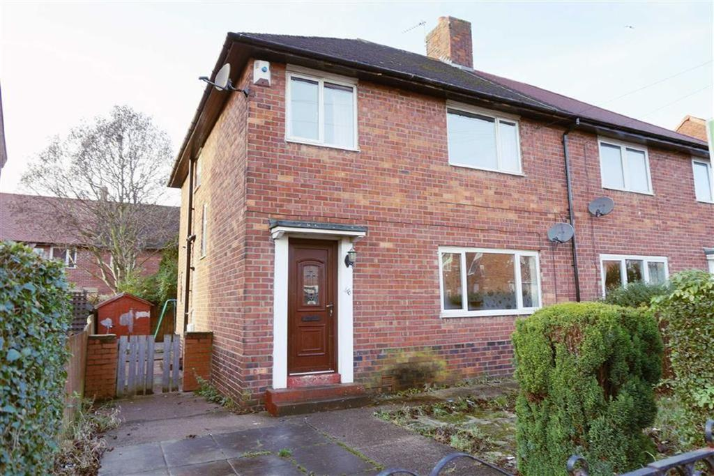 4 Bedrooms Semi Detached House for sale in Strawberry Gardens, Wallsend, Tyne And Wear, NE28