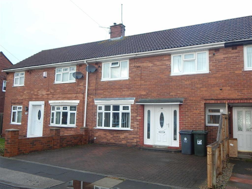3 Bedrooms Terraced House for sale in Coniston Road, Howdon, Wallsend, NE28