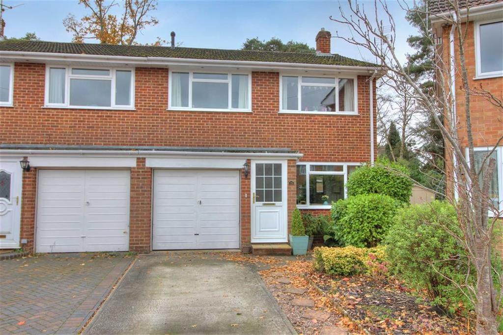 3 Bedrooms Semi Detached House for sale in Heathlands Close, Chandlers Ford, Hampshire