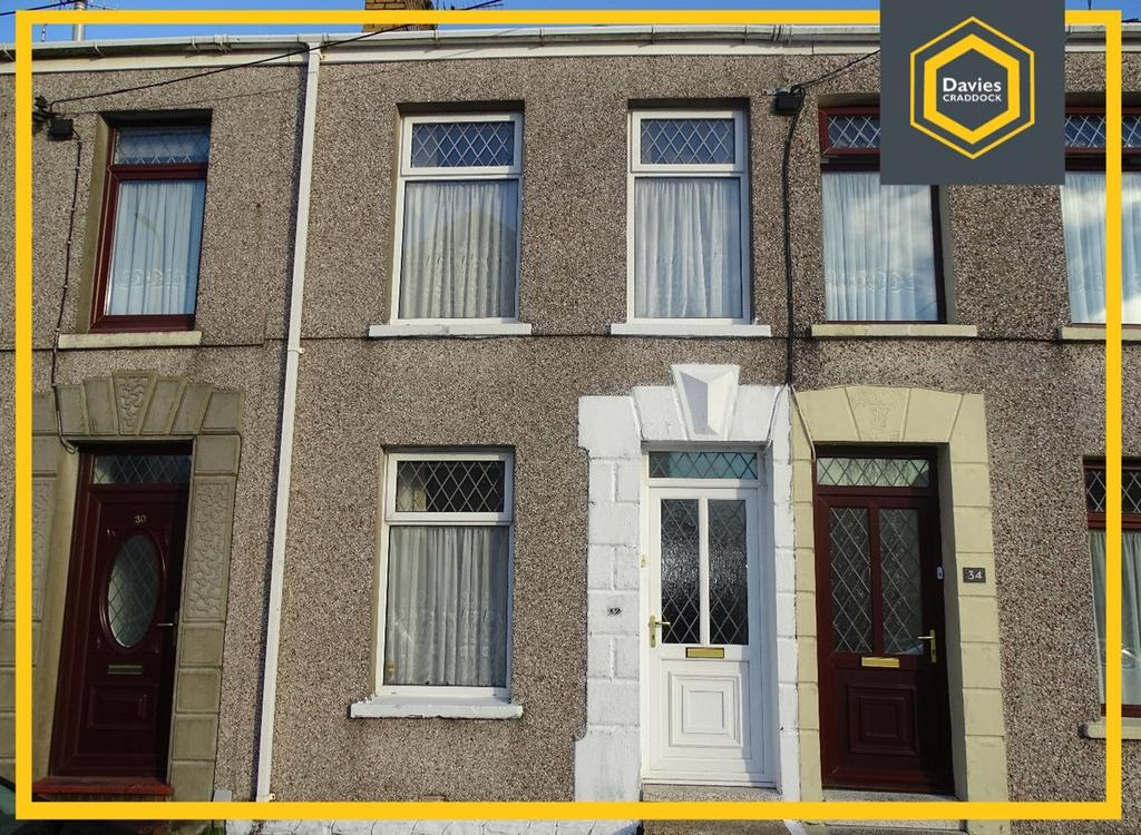 3 Bedrooms Terraced House for sale in Llwynhendy Road, Llanelli, SA14