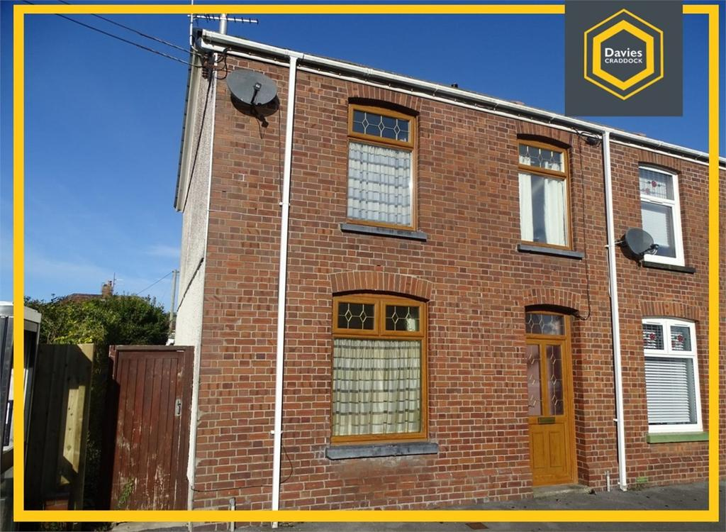 3 Bedrooms End Of Terrace House for sale in Priory Street, Kidwelly, SA17