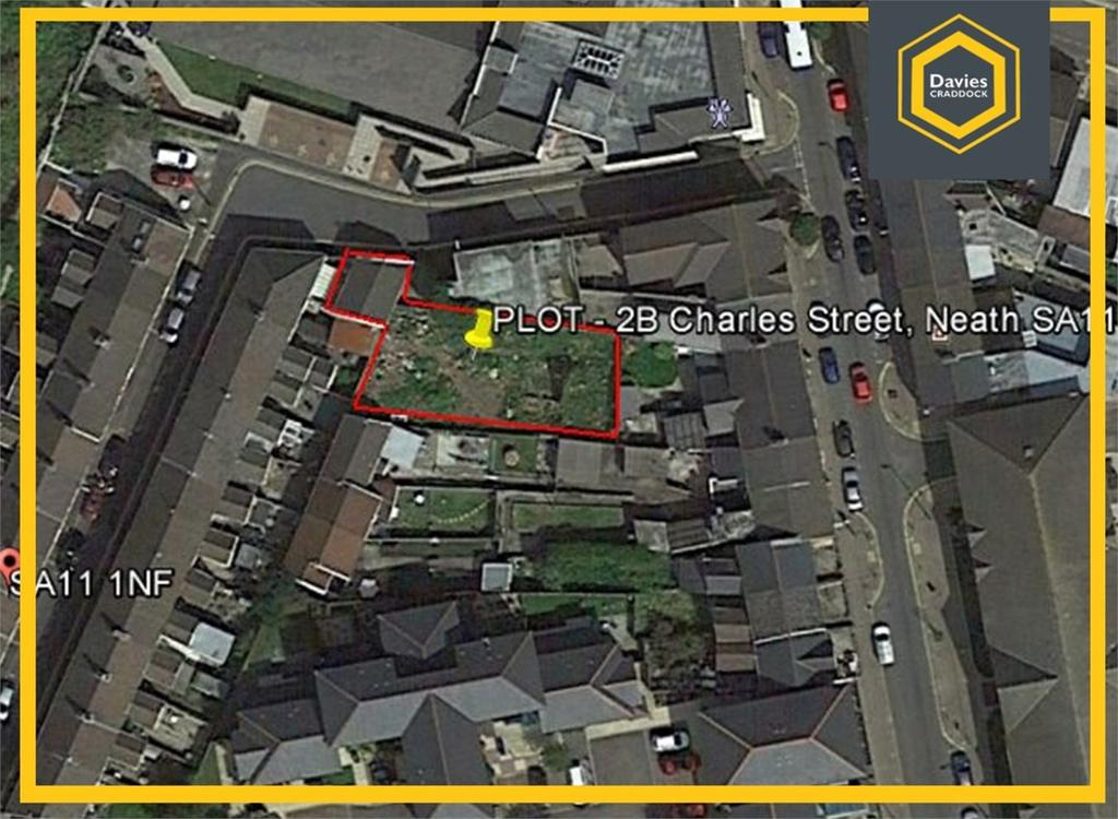 Plot Commercial for sale in Workshop/Plot 2B, Charles Street, Neath, SA11