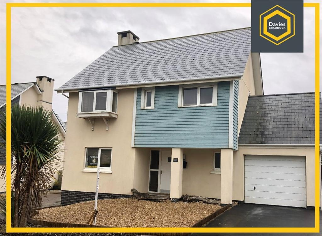 4 Bedrooms Detached House for sale in Pentre Nicklaus Village, Llanelli, SA15