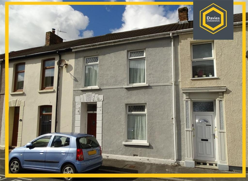 3 Bedrooms Terraced House for sale in 36 Brynmor Road, Llanelli, SA15