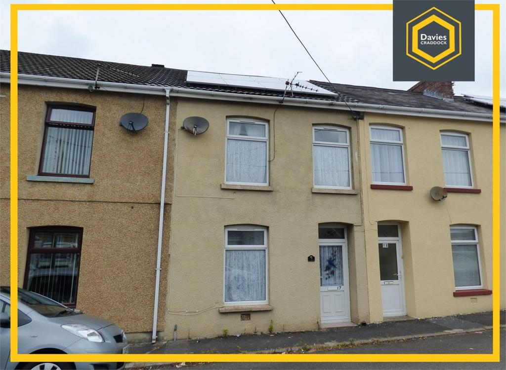 3 Bedrooms Terraced House for sale in Bargoed Terrace, Ponthenry, Llanelli, SA15