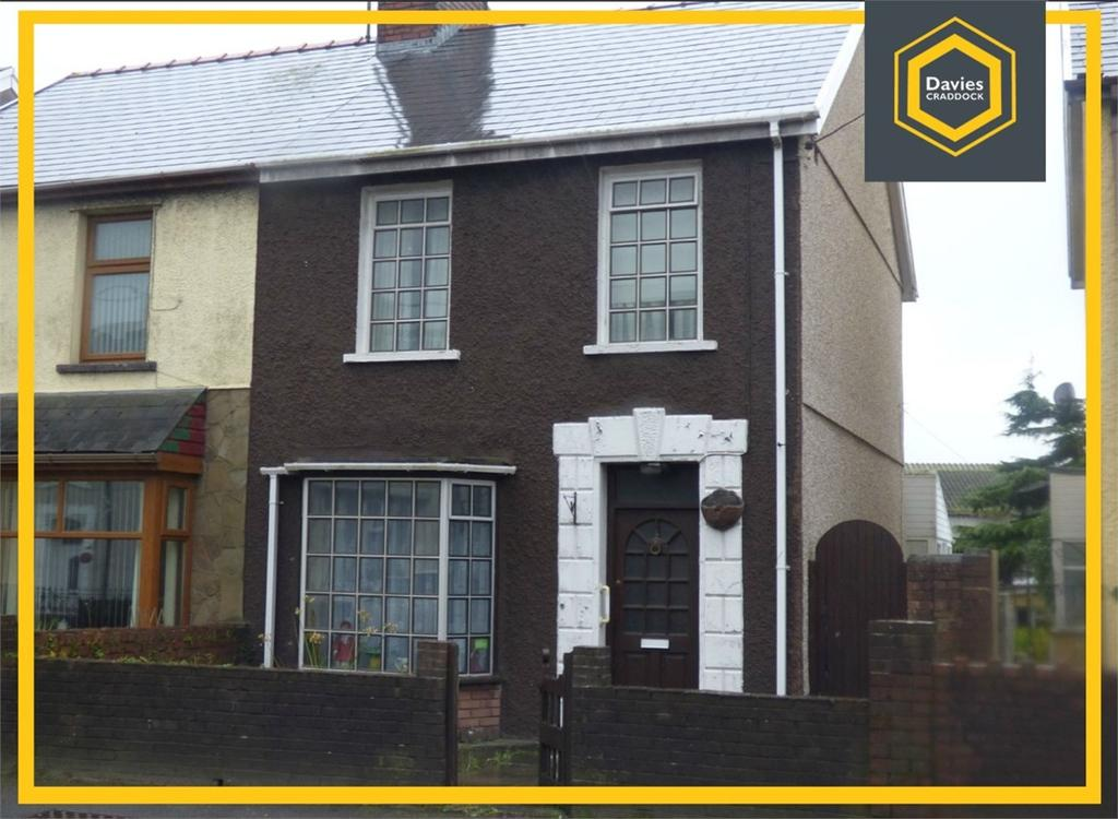 3 Bedrooms Semi Detached House for sale in Sandy Road, LLANELLI, SA15