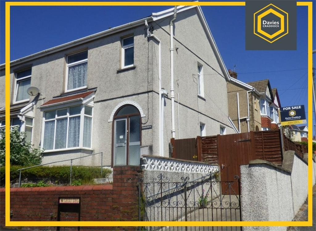 3 Bedrooms Semi Detached House for sale in Haulfryn, Gelli Deg, Llanelli, SA14