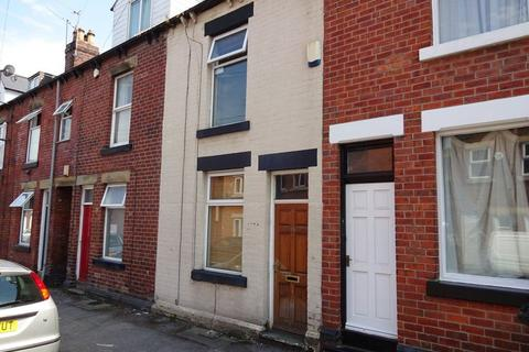 2 bedroom terraced house to rent - 15 Neill Road, Hunters Bar, Sheffield, S11 8QG