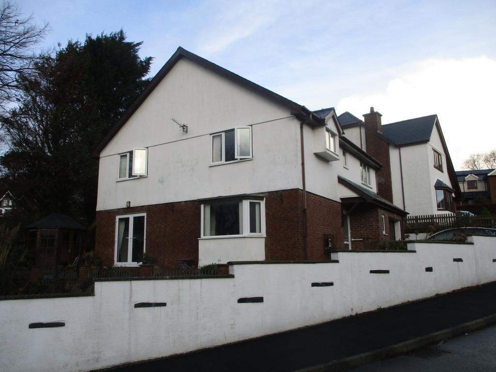 4 Bedrooms Detached House for sale in Wern y Wylan, Criccieth LL52