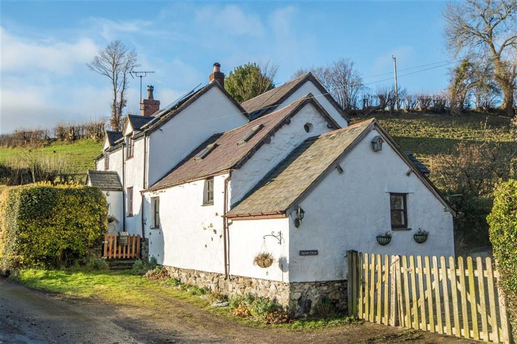 3 Bedrooms Detached House for sale in Derwen, Corwen