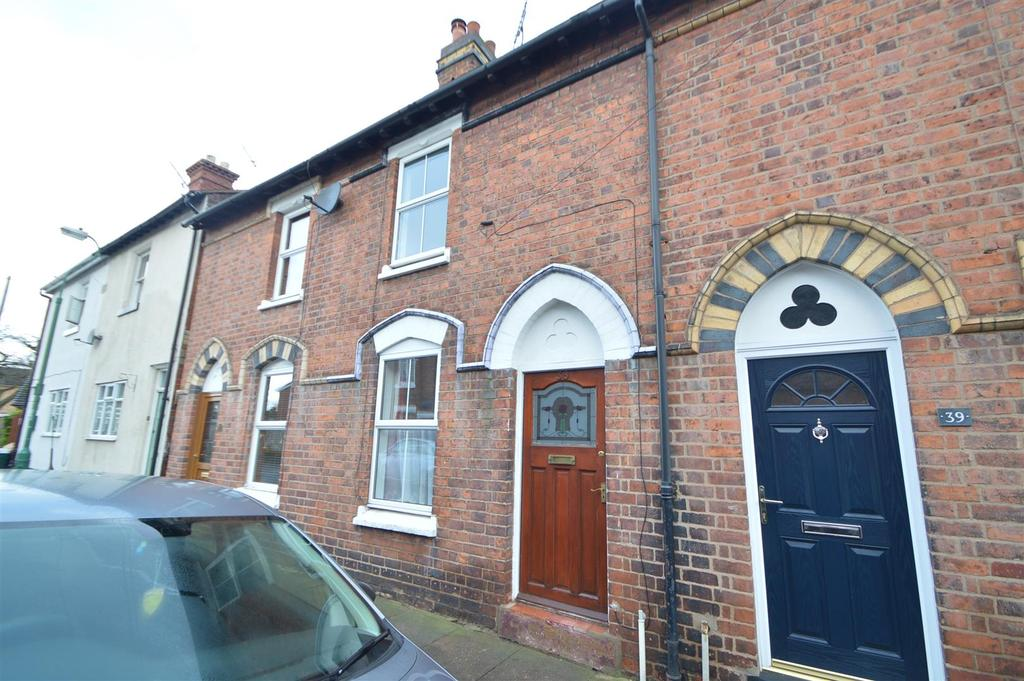 3 Bedrooms Terraced House for sale in 38 Rea Street, Belle Vue, Shrewsbury, SY3 7PT